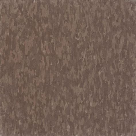 armstrong flooring imperial texture armstrong imperial texture vct 12 in x 12 in purple brown commercial vinyl tile 45 sq ft
