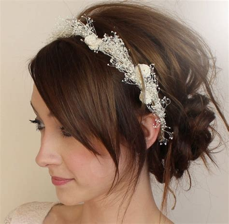 diy bridal hair band attractive hairstyles with different hairbands godfather style