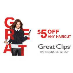 Great Clips Haircut Coupons 2017