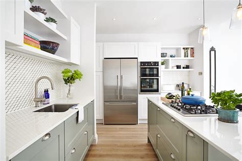wessan kitchen sinks fircroft road 2 transitional kitchen by 3381