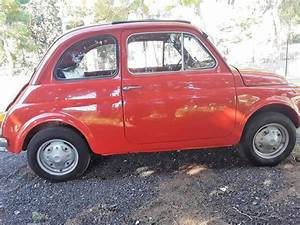 Classic 1973 Fiat 500 R For Sale