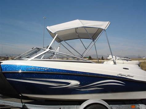 Canvas Bimini Tops For Boats by Bimini Tops Custom Fit For Every Application Paul S