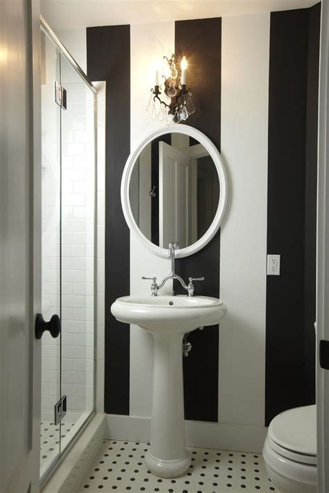 decoration wc toilette  idees originales decoration