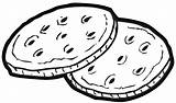 Biscuit Clipart Clip Cliparts Category Resolution Info Library Clipground Categories sketch template