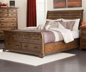 Bedroom Sets: Elk Grove Rustic 5 PC Bedroom Set COA