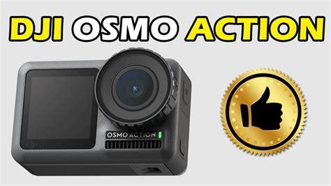 dji osmo action   camera   gopro tv