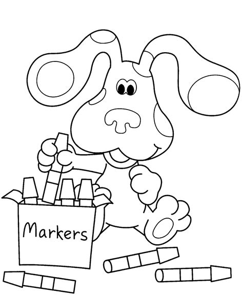 nick jr coloring pages  coloring kids