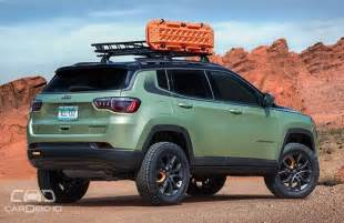 jeep compass tires jeep trailpass concept is simple but cool