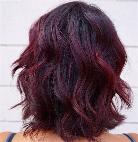 Burgundy Hairstyles by Black And Burgundy Hairstyles Fade Haircut
