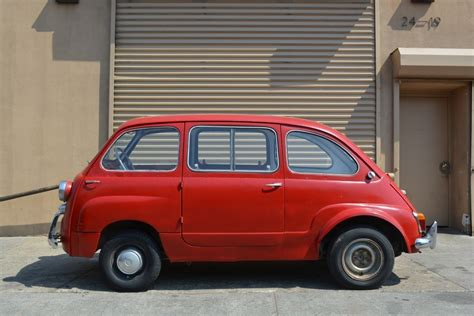 Fiat 600 Multipla For Sale by 1958 Fiat 600 Multipla Stock 20224 For Sale Near Astoria