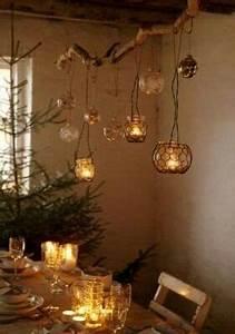 Boho Christmas Tree DIY branch impact lighting