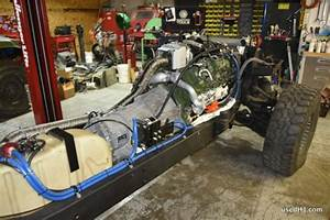 Duramax Hmmwv Humvee Frame Off Conversion Super Clean Done Correctly