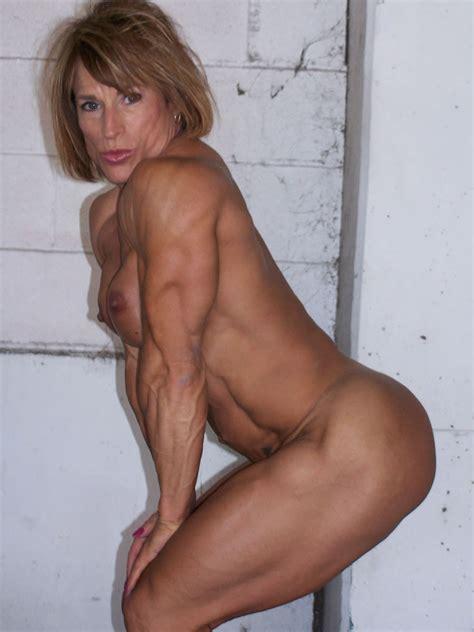 Busty Blonde Milf Shower