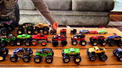 monster jam toys trucks toy monster truck review youtube