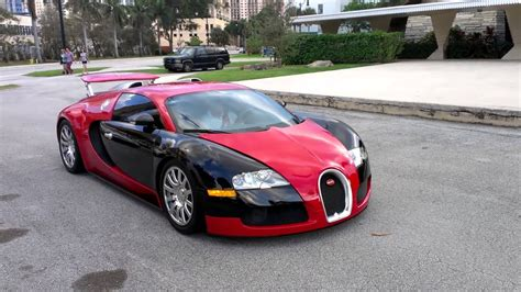 Shop bugatti veyron vehicles for sale in miami, fl at cars.com. BUGATTI VEYRON SPOTTED IN MIAMI START UP AND DRIVE - YouTube