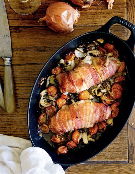 fr3 recette de cuisine escalopes de poulet rôties aux tomates de mimi thorisson