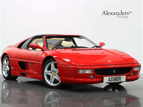Find out what they're like to drive, and what problems they have. 1997 97 R FERRARI F355 3.5 GTS F1 For Sale | Car And Classic