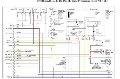 Free Wiring Diagram 2003 Hyundai Santum Fe by No Power To Fuel On 2004 Santa Fe 4yl Auto I Am