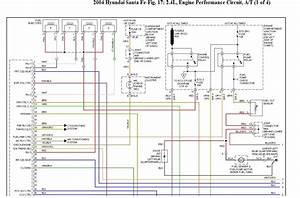 2004 Hyundai Santa Fe Fuel Pump Wiring Diagram