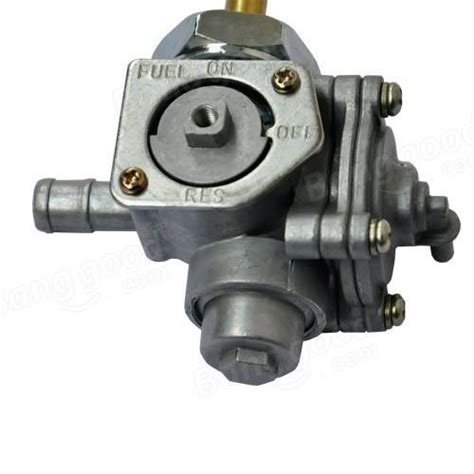 Motorcycle Valve Petcock Tank Switch Gas Oil Fuel For