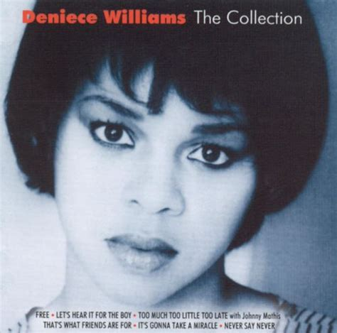greatest hits collection deniece williams songs