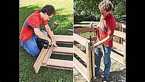 Holz Lackieren Anleitung : bio komposter aus holz selber bauen anleitung in einfachen schritten youtube ~ A.2002-acura-tl-radio.info Haus und Dekorationen