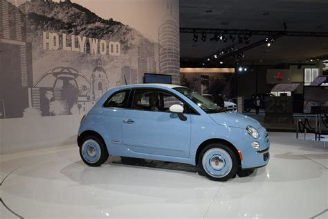 2018 Fiat 500 1957 Edition Picture 533526 Car Review