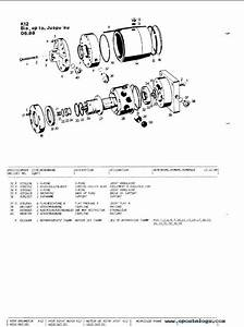 Terex Atlas Cranes Set Of Pdf Parts Manuals