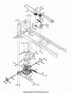 Mtd Cyt4622se 13apa1kt897  2015   13apa1kt897 Cyt4622se  2015  Parts Diagram For Drive System  Lt