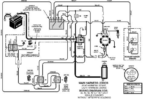 wiring diagram     horse wiring