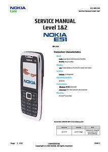 Nokia E51 Rm