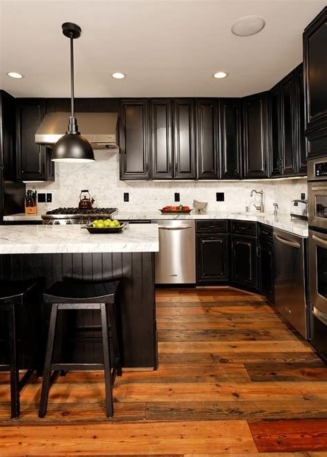 Contemporary Kitchen Cabinet Paint Colors Recommendation
