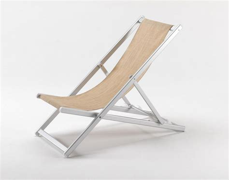 chaise longue pliable transat pliable plage aluminium mer jardin piscine