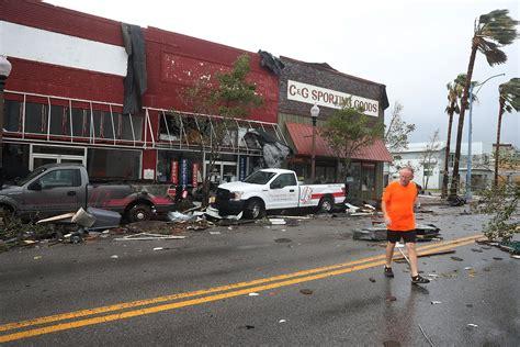 Hurricane Michael Third Most Powerful To Hit U.s