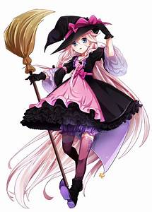 [#RENDER] IA Witch by xBunnyGoth on DeviantArt
