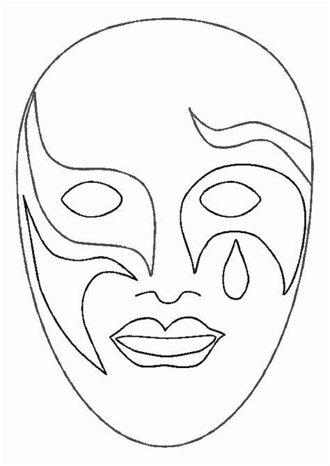 ausmalbilder masken  ausmalbilder malvorlagen