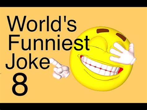 Top 10 World's Funniest Jokes