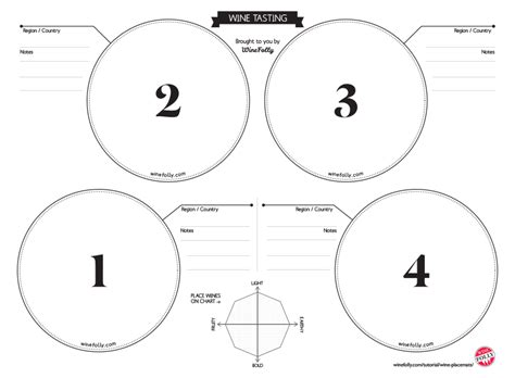 placemat template wine placemats for tasting free wine folly