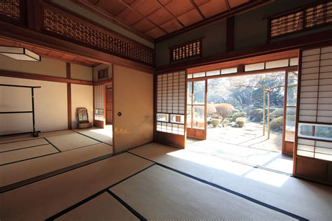 Japanese Traditional Architecture Style