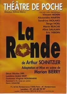 Theatre Poche Montparnasse : la ronde th tre de poche montparnasse artistikrezo ~ Nature-et-papiers.com Idées de Décoration