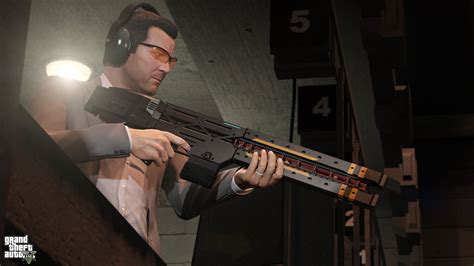 Tactical Ak-47 [animated]