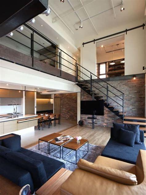 Modern Home Interior Design Pictures by Best 25 Modern Lofts Ideas On Modern Loft