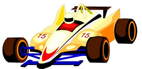 Kid Race Car Clipart Clipartfest 3