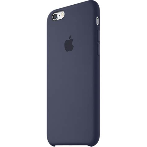 apple iphone 6 cases apple iphone 6 6s silicone midnight blue mky22zm a b h