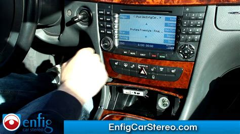 Whats the process for connecting my iphone 5 to … Bluetooth AUX USB Ipod iPhone adapter E-Class 2003-2008 Mercedes Benz Dension GW52MO2 - YouTube