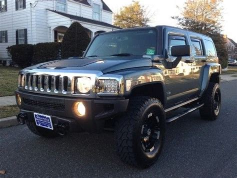 car manuals free online 2007 hummer h3 auto manual purchase used 2007 hummer h3 5 speed manual 4 door suv in neptune new jersey united states
