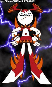 Chaos Jenny - Kneel Before Me by IceWolf762 on DeviantArt