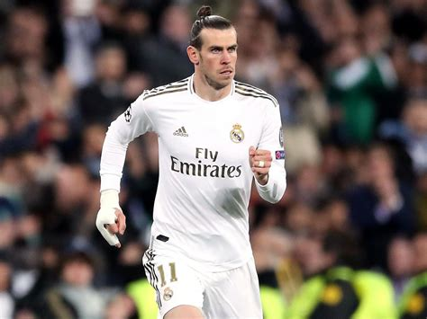 Gareth Bale chose not to be involved against Manchester ...