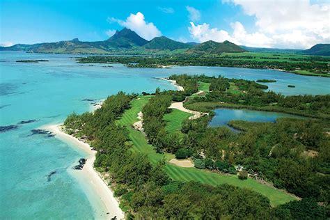 Ile Aux Cerfs Golf Club Golf In Mauritius A Bernhard