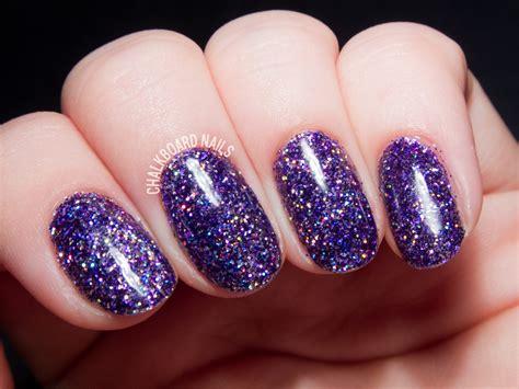 Party Like A Rockstar (in Purple Glitter Gels